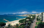 CROISETTE, CANNES BAY